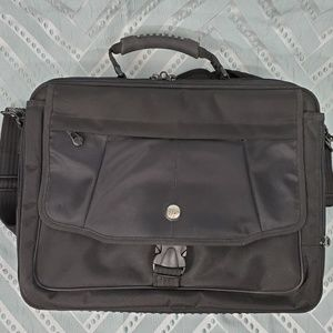 Targus CBT301D-10 Black Laptop Briefcase Up To 17""